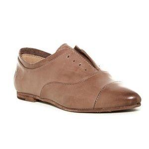 Frye | Rose Slip On Oxford Leather Flat